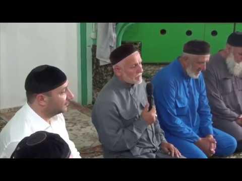 Мавлид, посвященный 68-й годовщине со дня рождения Первого Президента Чеченской Республики