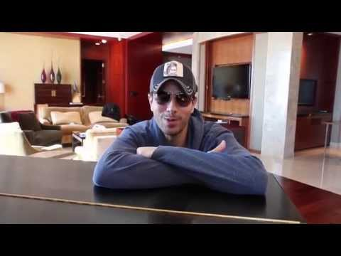 Enrique Iglesias - presenta 'Noche y De Día' Ft. Juan Magán y Yandel