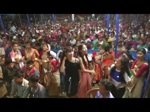 Download Nilim Akash at Jamiya Gojai Gon Bihu Dohor Babe moi 2018 Stage Show Live HD Video