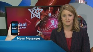 Global Calgary's Morning News team reads mean messages - Video Youtube