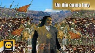 Un día como hoy 18/11│Túpac Amaru II derrota al ejercito español
