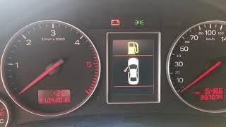 Обзор Audi A4 в кузове B6 из Литвы