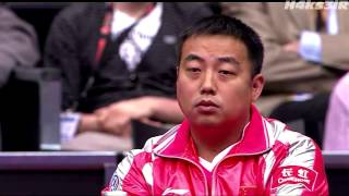 Zhang Jike - 'Man of Steel' High Quality Mp3
