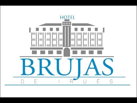 El hotel Brujas de Irués ya luce su nueva imagen corporativa