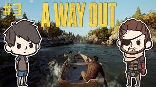 挑戰水上漂移! | A Way Out #3