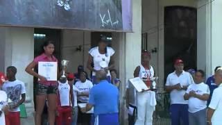 preview picture of video '6/6 CUBA MARATHON 2011 HAVANA - WINNER OF HALF MARATHON'