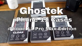 Ghostek iPhone 11 Cases Pro Max Edition