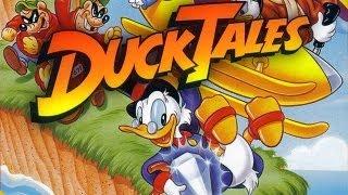 DuckTales NES Playthrough