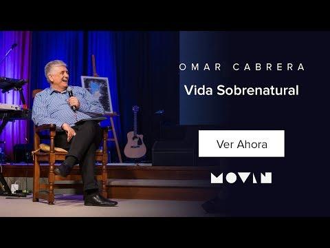 "Omar Cabrera Jr. ""Vida Sobrenatural"""