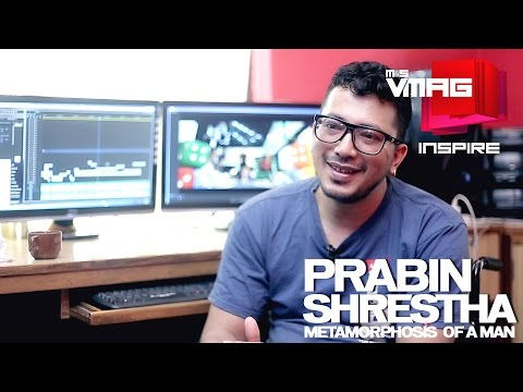 M&S INSPIRE | Prabin Shrestha - Metamorphosis of a Man | M&S VMAG