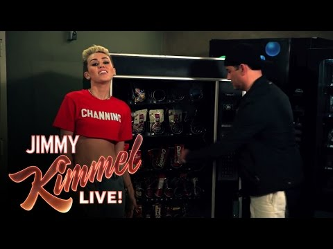 I Wanna Channing All Over Your Tatum [Feat. Jamie Foxx, Miley Cyrus, Jimmy Kimmel]