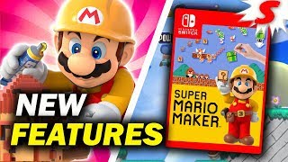 10 NEW Features That Should Be in Super Mario Maker 2 - Siiroth
