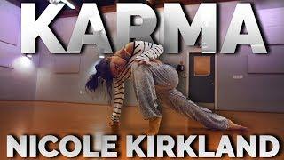 """Karma""   Summer Walker || Nicole Kirkland Choreography"