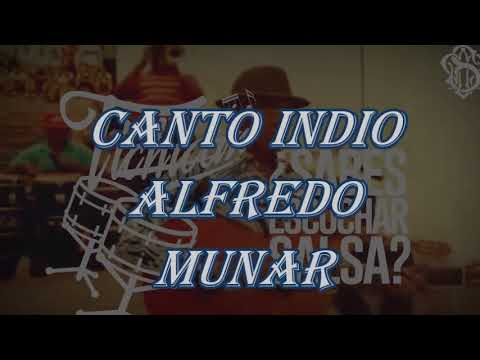 Canto Indio    ALFREDO MUNAR
