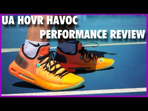 Under Armour HOVR Havoc Performance Review