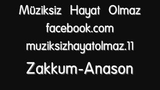 Zakkum - Anason Sözleri HD (Lyrics)