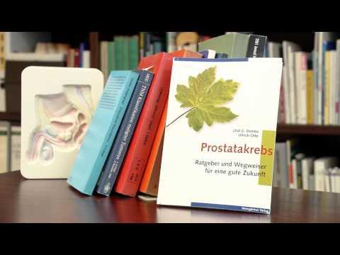 Wie Verkalkung in der Prostata zu behandeln