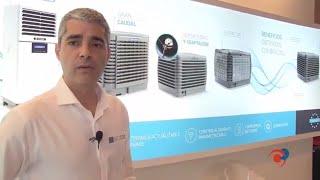 Climatizadores Evaporativos De Biocool, Climatización Natural De Bajo Consumo Energético