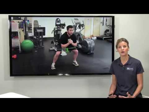 Physical Rehab Following ACL Reconstruction |  Carole Netter, PT, MS, OCS