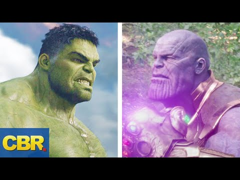 Hulk May Be The One Who Defeats Thanos In Marvel's Avengers 4