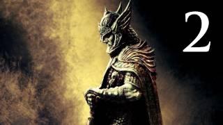 Elder Scrolls V: Skyrim - Walkthrough - Part 2 - Unbound (Skyrim Gameplay)