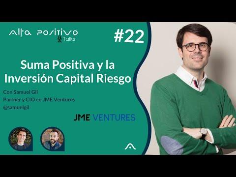 , title : '#22: Suma Positiva y la Inversión Capital Riesgo - Con Samuel Gil'