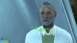 Fallout 4 - Powering Up: Father (Shaun) Dialogue 'Announce Our Presence to Commonwealth' Sequence