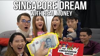 Playing SINGAPOREAN DREAM with real money! - Youtube Battles