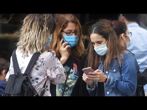 Alarmzustand in Madrid