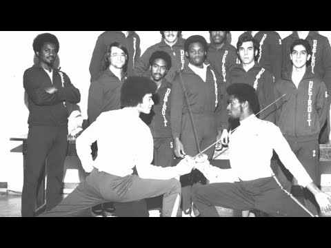 Former Detroit Olympic fencer recounts 1972 competition