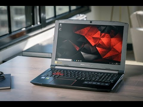Как правильно и корректно обновить BIOS в ноутбуках линейки Acer Predator Helios 300