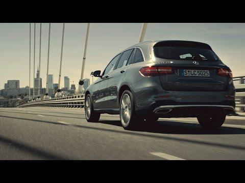 Mercedesbenz  Glc Class Паркетник класса J - рекламное видео 1