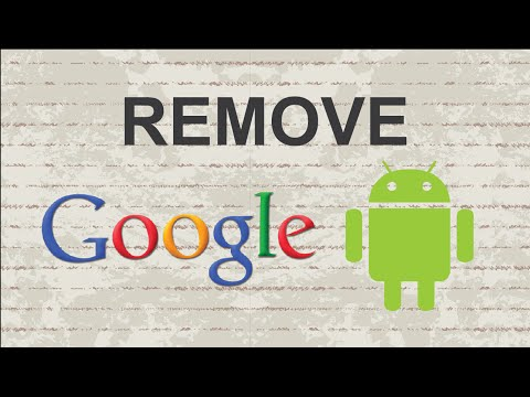 How To Remove Google Account From Android Instructables