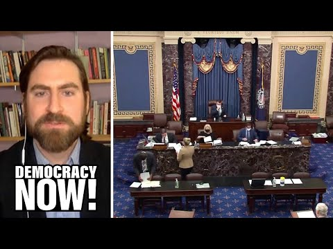 End the Filibuster: Calls Grow to Retire Relic of Slavery & Jim Crow to Make Senate More Democratic