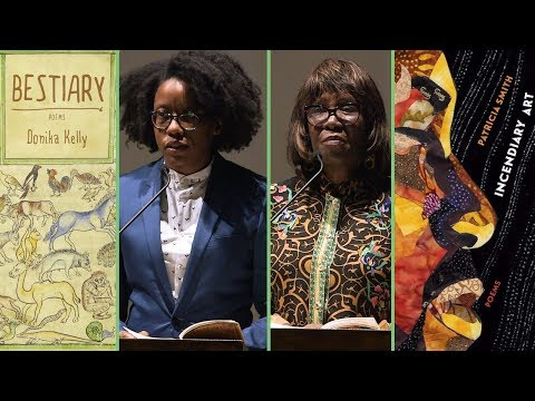 2018 Kingsley & Kate Tufts Poetry Awards Reading at the Huntington