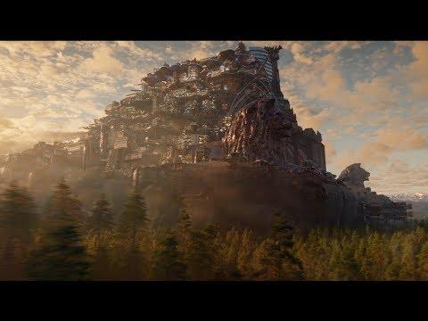 Mortal Engines Movie Trailer