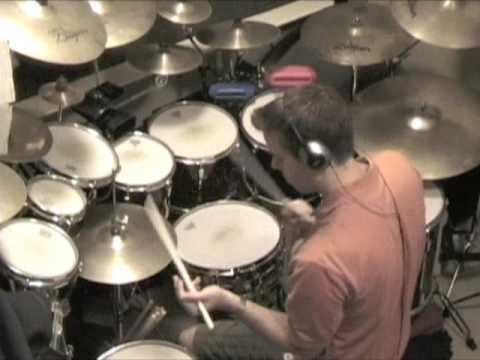 Anthony Eaton Plays Drums! The Police - Ms Gradenko (Drum Cover)