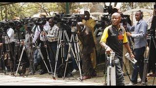 Dr. Ezekiel Mutua reveals how vested interests have muzzled the media