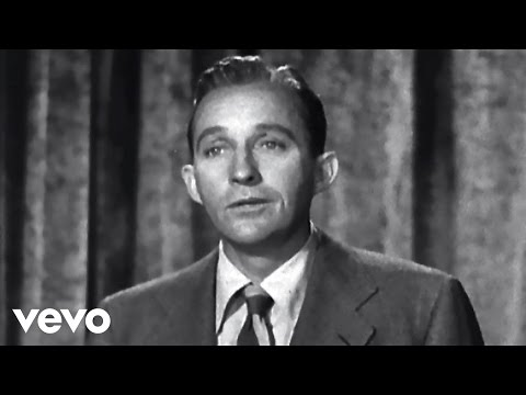 Bing Crosby - Silent Night - Christmas Radio