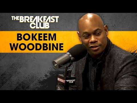 Bokeem Woodbine Talks Old Roles, Getting Out Of A 15-Year Slump + 'Unsolved'