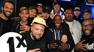 #SixtyMinutesLive - Kurupt FM Takeover feat. Craig David and more