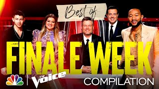 The Best Performances from Finale Week - The Voice 2021