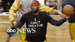 LeBron James slams NFL team owners during his HBO talk show