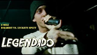 B-Rabbit vs. Lyckety-Splyt 8 Mile 'LEGENDADO'