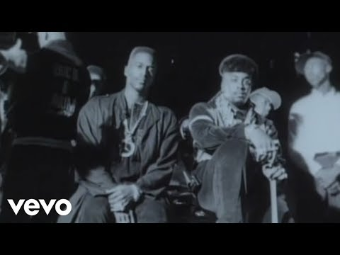 Eric B. & Rakim - Microphone Fiend (Official Video)