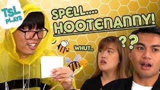TSL Plays: Spelling Bee