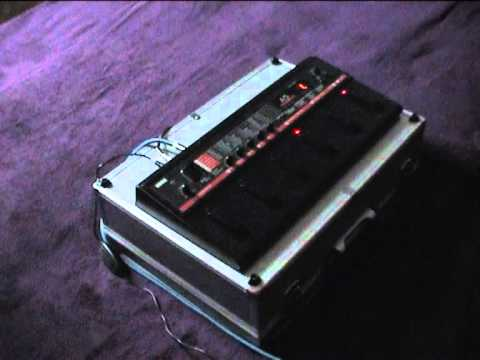 Korg A5 guitar demo