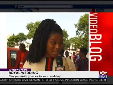 Royal Wedding - Joy News Interactive (21-5-18)