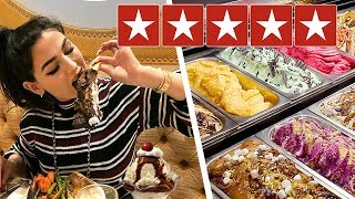 EATING at the BEST REVIEWED BUFFET in my city (5 STARS)