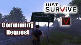 Just Survive | Community Request Video | Z1 Alpha Development